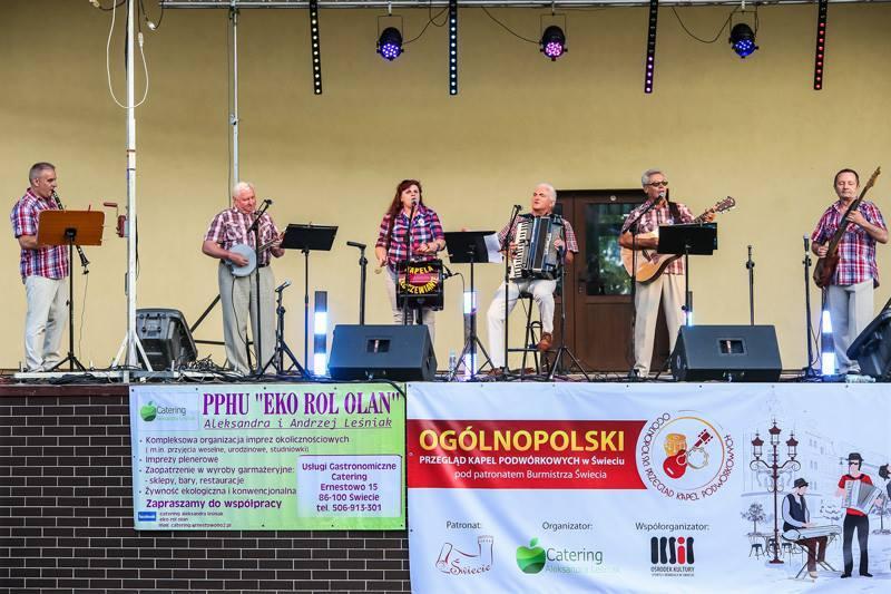 Festiwale, Ogólnopolski Przegląd Kapel Podwórkowych Świecie [ZAPROSZENIE] - zdjęcie, fotografia