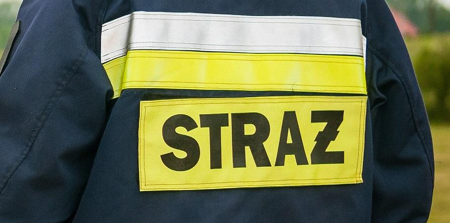 Wypadek drogowy, Cztery osoby szpitalu wypadku Rybnie - zdjęcie, fotografia