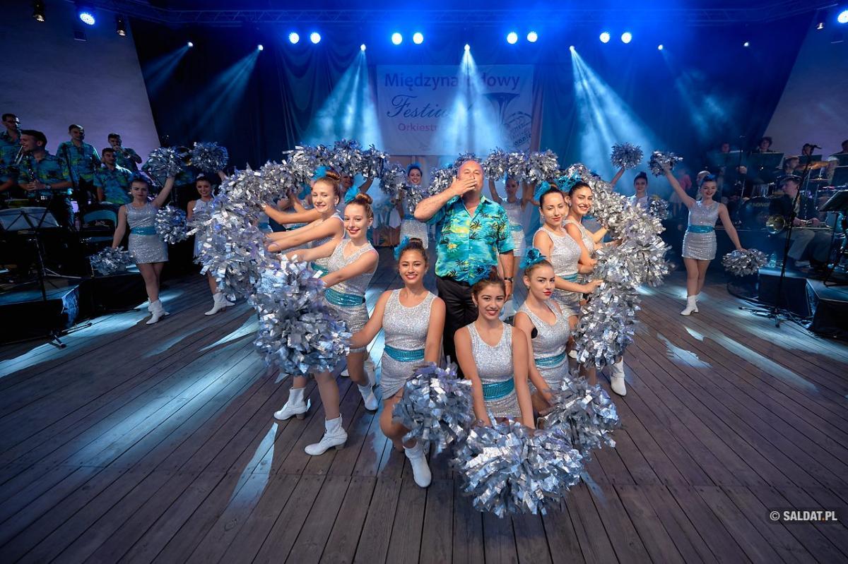 Festiwale, Międzynarodowy Festiwal Orkiestr Dętych - zdjęcie, fotografia