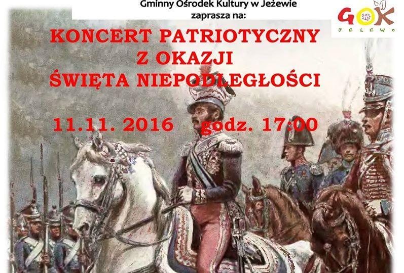 Uroczystości, święta i obchody, Dzień Niepodległości Jeżewie wybrzmią patriotyczne piosenki [ZAPOWIEDŹ] - zdjęcie, fotografia