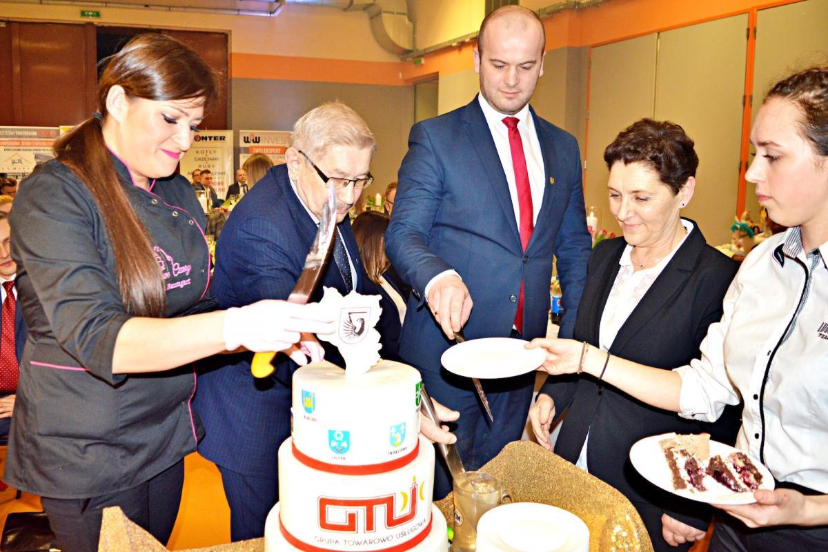 Biznes, Grupa Towarowo Usługowa działa coraz prężniej współpracy skorzystają lokalne firmy fundacje [ZDJĘCIA] - zdjęcie, fotografia