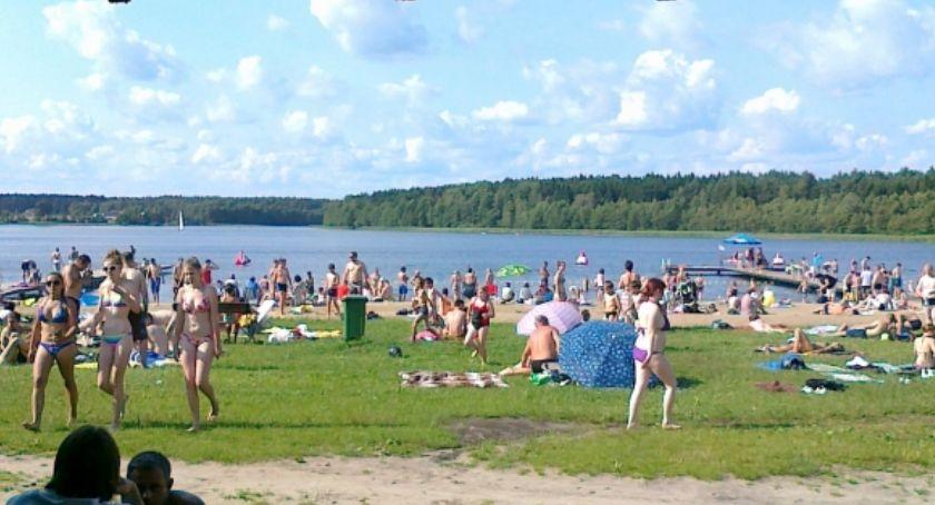 Inwestycje, plaże powiecie świeckim będą konkurencją Deczna Zaplanowano wyścigi smoczych łodzi - zdjęcie, fotografia
