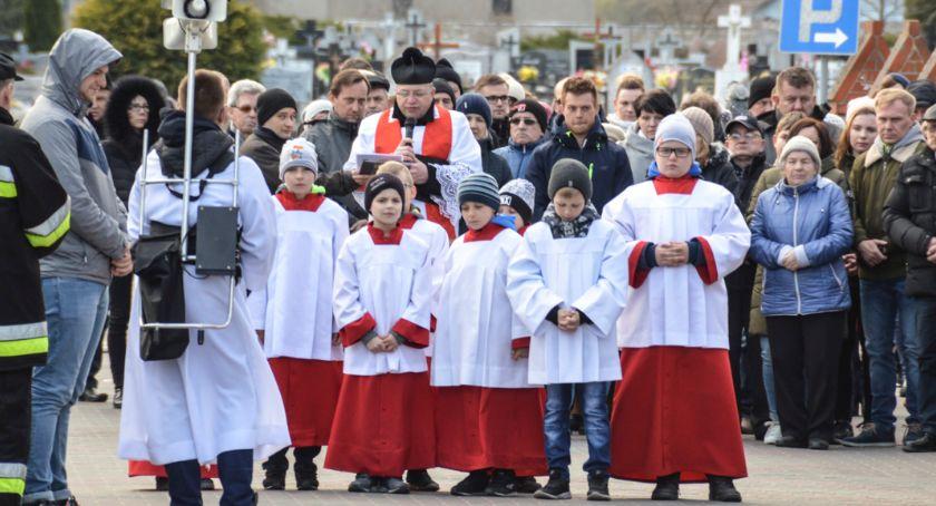 Uroczystości, święta i obchody, Droga krzyżowa Świekatowie Zapraszamy fotorelację - zdjęcie, fotografia