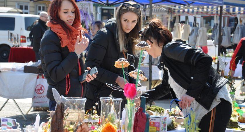 Jarmark, Jarmark Wielkanocny Świeciu zdjęcia Zobaczcie warto przyjść - zdjęcie, fotografia