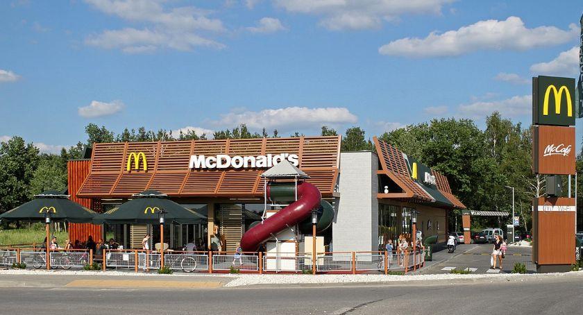 Biznes, McDonalds Świeciu Kiedy otwarcie gdzie powstanie - zdjęcie, fotografia
