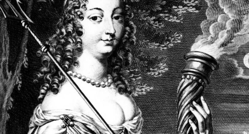 Historia, Ludwika Maria Gonzaga królowa Polski której Świecie zawdzięcza dużo Była starostą świeckim dzięki miasto odżyło - zdjęcie, fotografia