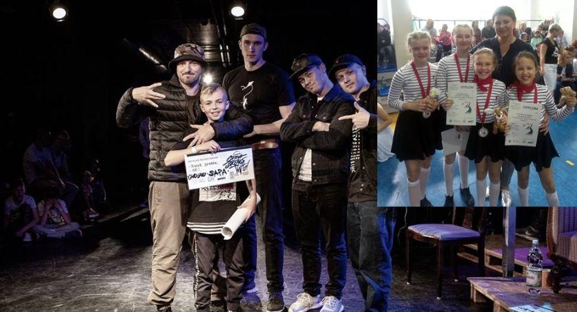 Twórcy, Dreamers podium tancerze osiągneli spory sukces ogólnopolskich zawodach [ZDJĘCIA] - zdjęcie, fotografia