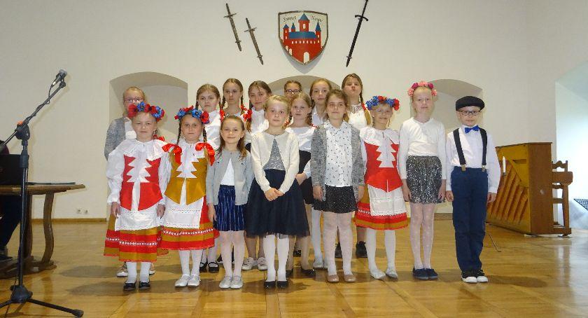 Dla dzieci, Konkurs recytacji kociewsku reprezentanci odnieśli sukces - zdjęcie, fotografia