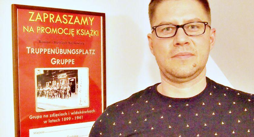 Sylwetka, Wojciech Kozłowski prowadzi własne badania Dzięki takim ludziom pamięć walczących komunistami nigdy zginie - zdjęcie, fotografia