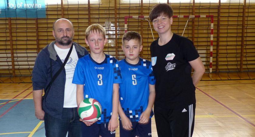 Siatkówka, Kinder+sport chłopców Brąz duetu Spartakusa Lniano Legbąd [ZDJĘCIA] - zdjęcie, fotografia