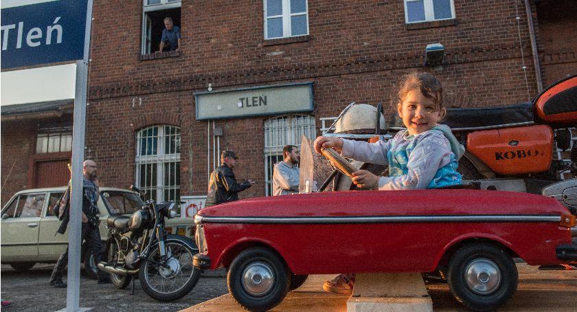 Imprezy, muzeów Dworcu Tleniu - zdjęcie, fotografia