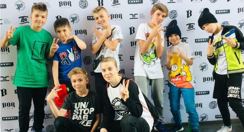 Twórcy, Dreamers podium tancerze odnieśli spory sukces zawodach Poznaniu - zdjęcie, fotografia
