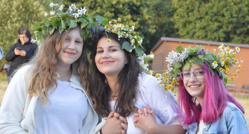 Imprezy, Świętojańska Jeziorem Stelchno Znamy program imprezy - zdjęcie, fotografia