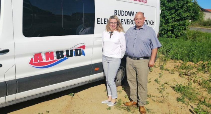 Biznes, ANBUD firma Świecia która przewierty przyłącza całym kraju - zdjęcie, fotografia
