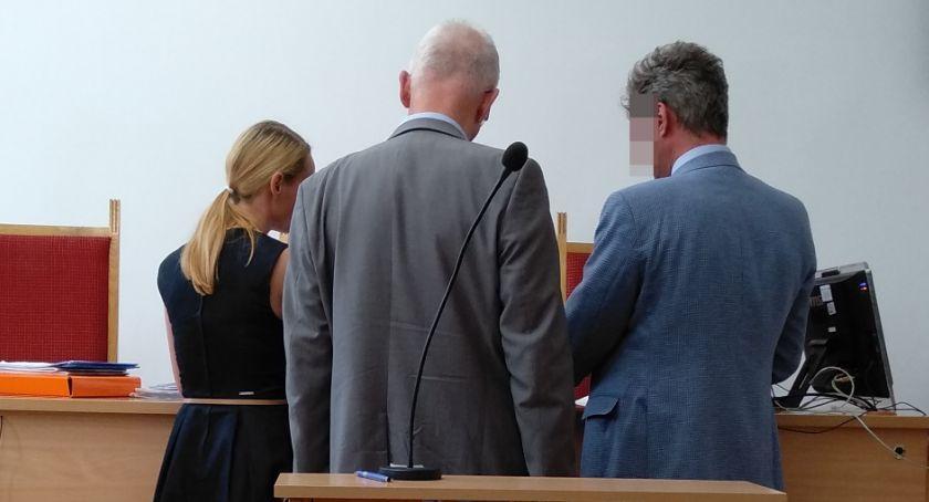 Proces, Sprawa wójta Warlubia Krzysztofa wyrok zapadnie czerwcu - zdjęcie, fotografia