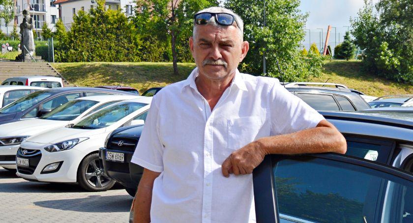 Biznes, Mariusz Gerke zawiezienas każde miejsce - zdjęcie, fotografia