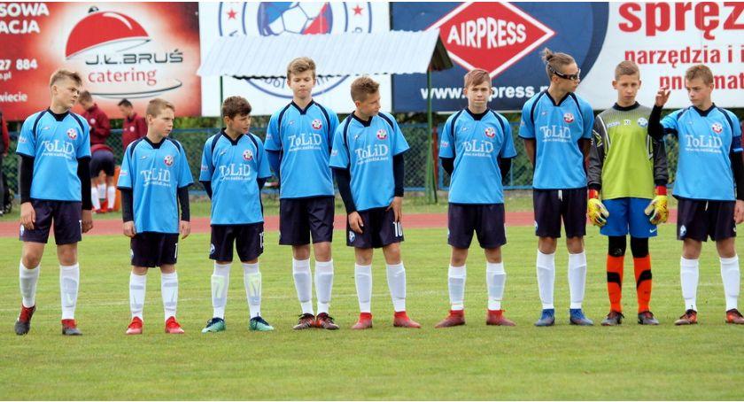 Piłka nożna, Porażka zwycięstwo Kadry '2006 Podlasiu - zdjęcie, fotografia