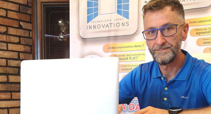 Biznes, Lumifil Innovations rozwija fotowoltaikę - zdjęcie, fotografia