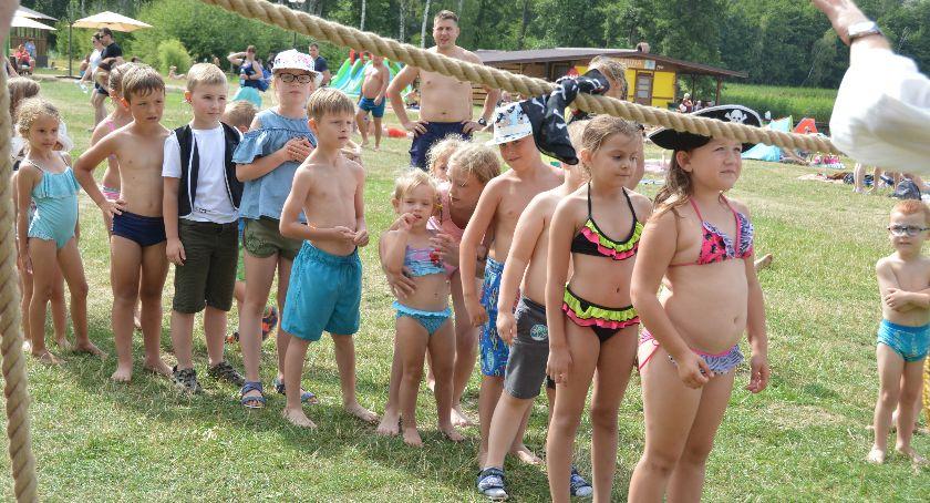 Dla dzieci, Decznie rządzili piraci atrakcji dzieci [ZDJĘCIA] - zdjęcie, fotografia
