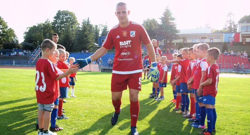 Piłka nożna, Świecie zaprezentuje swoich piłkarzy Deczno - zdjęcie, fotografia