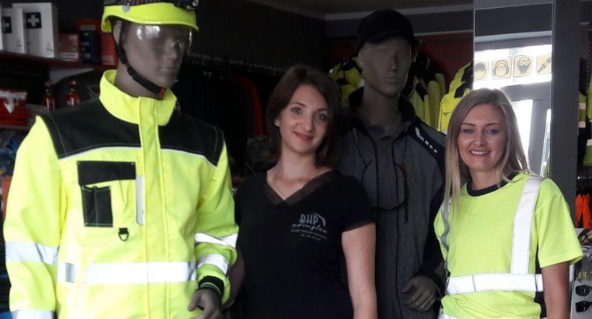 Biznes, Ewelina Ostrowicka bezpieczeństwie pracy - zdjęcie, fotografia
