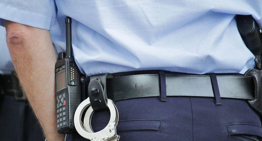 Akcja policji, Wygląd jazdy naprowadził policjantów Rowerzysta miał promila - zdjęcie, fotografia