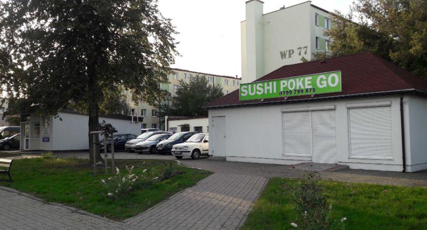 Newsy, Lubicie sushi Wkrótce będziecie mieli okazję zjeść Świeciu - zdjęcie, fotografia