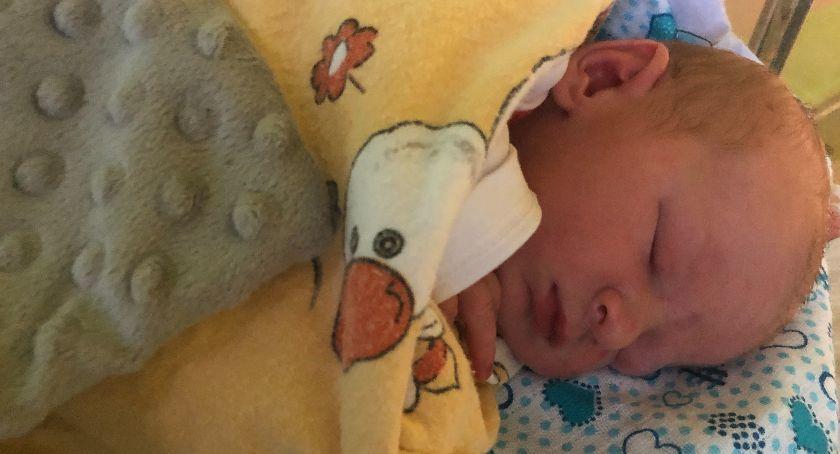 Noworodki, Liliana Izabela Borys Zobaczcie maluszki które urodziły świeckim szpitalu - zdjęcie, fotografia