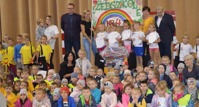 Imprezy, Przedszkole Tęcza tegorocznym zwycięzcą Mistrzostw Przedszkoli Rywalizacja była zacięta [ZDJĘCIA} - zdjęcie, fotografia