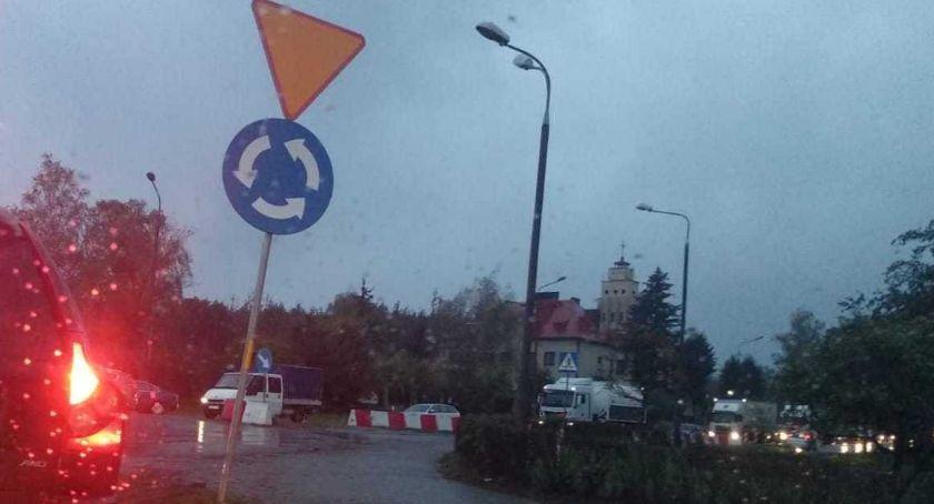 Newsy, Dziś Przechowo znowu było zakorkowane Kierowcy spóźniali pracy - zdjęcie, fotografia