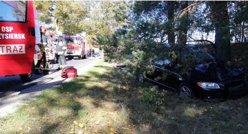 Wypadek drogowy, latek który zginął wypadku miał mieć ślub weekend - zdjęcie, fotografia