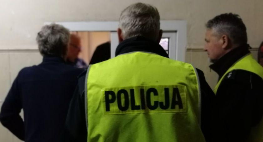Akcja policji, letni świecianin najpierw poźniej jechał choć zakaz końca życia - zdjęcie, fotografia