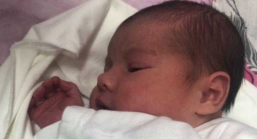 Noworodki, Kinga Lilian Dorota Aleksander Zobaczcie maleństwa które urodziły naszym szpitalu - zdjęcie, fotografia