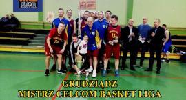 Grudziądz po raz drugi mistrzem Celcom Basket Ligi