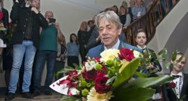 Świecianie z pompą pożegnali burmistrza Tadeusza Pogodę. Nie brakowało wzruszeń i łez [WIDEO, ZDJĘCIA]