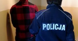 17- latek zatrzymany przez policję. Jest podejrzany o liczne kradzieże