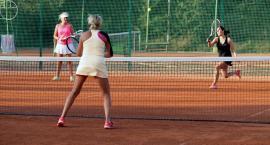Reprezentacja Świecia w tenisie ziemnym pokonała Grudziądz [ZDJĘCIA]
