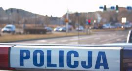 Grand Theft Auto w Pruszczu. Sprawca zrzucił 62-latka z motoroweru, który ukradł. Za nim ruszył pościg!
