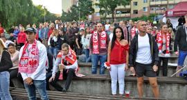 Świecianie nie mieli w niedzielę powodów do świętowania. Polska przegrała z Kolumbią [ZDJĘCIA]
