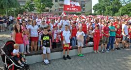 Świecianie szczelnie wypełnili amfiteatr podczas meczu Polska-Senegal [DUŻO ZDJĘĆ]