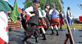 Na zamku bawili się entuzjaści tradycji. Nie brakowało tradycyjnych smaków i melodii [ZDJĘCIA]