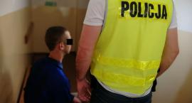 24-latek z Laskowic lubił się wyluzować. Najlepiej amfetaminą. Policjanci znaleźli przy nim 20 gramów narkotyku