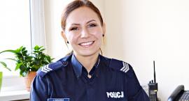 Joanna Tarkowska, rzeczniczka prasowa policji, po pracy pływa, jeździ na rowerze albo spędza czas z rodziną