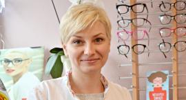 Klaudia Skonieczna, profesjonalistka z powołania. Razem z rodziną latem jeździ na rowerze, a zimą na sankach