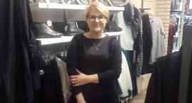Sabina Jaszkowska zna się na modzie i lubi doradzać klientom [KOBIETA Z KLASĄ]