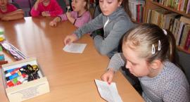 Ferie zimowe w Bibliotece w Lnianie [ZAPROSZENIE]
