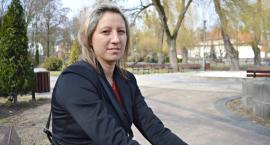 Angelika Śląska, przewodnicząca Grupy Kobiet Nadwiślańskich, uwielbia pływać i jeździć na rowerze
