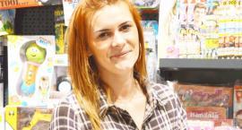 Adriana Filiżanowska lubi horrory, a marzy o wygranej w totka
