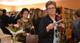 Spotkanie autorskie z p. Ewą Cielesz w bibliotece w Pruszczu [ZAPROSZENIE]