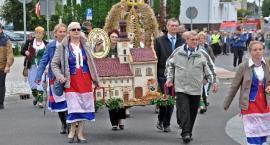 Rolnicy z całego województwa świętowali w Świeciu [ZDJĘCIA]